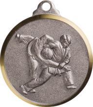 Sports medals in brass and iron