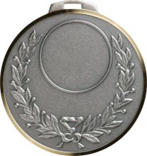 Medals in brass and iron without enamel