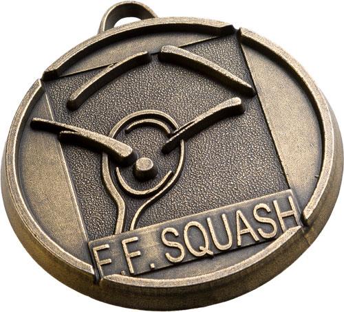 Medaglia Squash