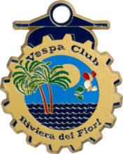 Medaglia Vespa Club