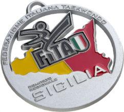 Medaglia FITA SICILIA