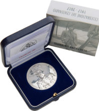"Moneta commemorativa ""GIANNINO ANCILLOTTO"""