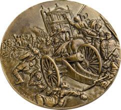 Fusione bronzo ALPINI