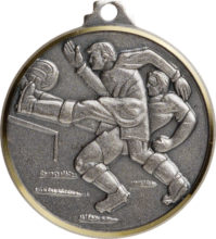 Serie sportiva vintage