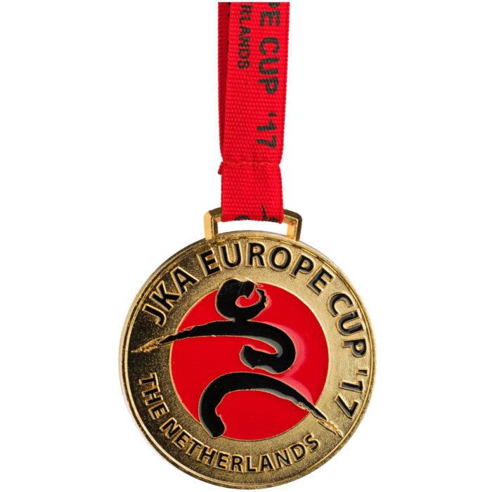 Medaglia JKA EUROPE CUP '17